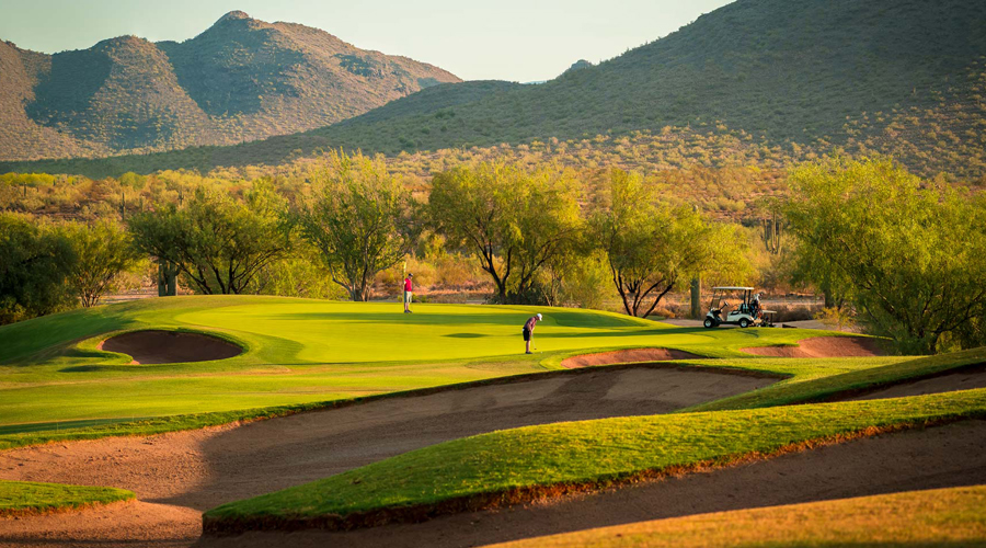 Phoenix Scottsdale Golf School