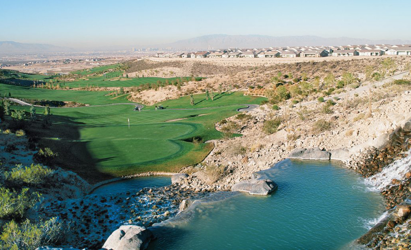 Las Vegas Golf School at Revere Golf Club